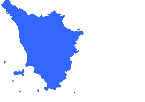 FIDEJUSSIONI: REGIONE TOSCANA - PROGRAMMA OPERATIVO REGIONALE FESR 2014 – 2020 - BANDO N. 1: PROGETTI STRATEGICI DI RICERCA E SVILUPPO - GRADUATORIA